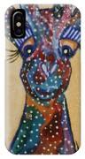 Girafe Art IPhone Case