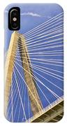 Arthur Ravenel Jr. Bridge 2 IPhone Case