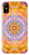 Sun Sparkle Mandala  IPhone Case