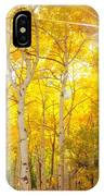 Aspen Morning IPhone Case