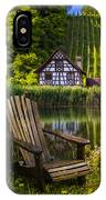At The Lake IPhone Case