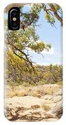 Australian Outback Oasis IPhone Case