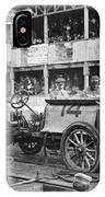Auto Racing, 1910 IPhone Case