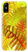 Autumn Aura IPhone Case
