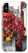 Autumn Ivy IPhone Case