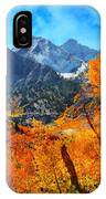 Autumns Glory IPhone Case