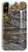 Awosting Falls IPhone Case