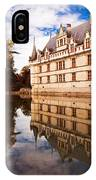 Azay Le Rideau / Loire Valley IPhone Case