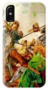 Battle Of Grunwald IPhone Case