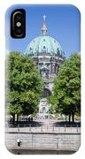 Berlin Catherdral IPhone Case
