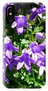 Birch Hybrid Campanula IPhone Case