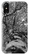 Birch Tree IPhone X Case