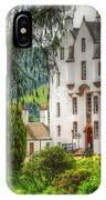 Blair Castle IPhone Case