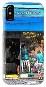 Got The Blues In Paris IPhone Case