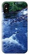 Bog River Falls IPhone Case