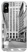 Boston Downtown IPhone Case