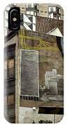 Brooklyn Grafitti IPhone Case