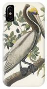 Brown Pelican IPhone X Case