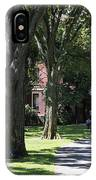 Brown University IPhone Case