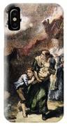 Burning Of Norfolk, 1776 IPhone Case