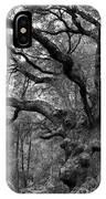 California Black Oak Tree IPhone Case