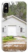 Carriage House IPhone Case