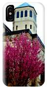 Carter Hall Tower IPhone Case