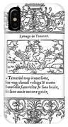 Cartouche, 1543 IPhone Case