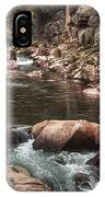 Castor River IPhone Case