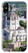 Cathedral Of St. Paul IPhone Case