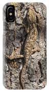 Chameleon Climbing IPhone Case