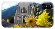 Chamonix Church IPhone Case