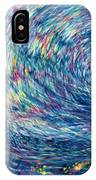 Chaos In Color IPhone Case