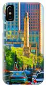 Chicago Water Tower Beacon IPhone Case