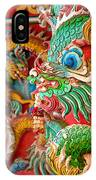 Chinese Temple Detail IPhone Case