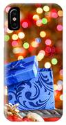 Christmas Box IPhone Case