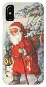 Christmas Card IPhone Case
