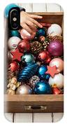 Christmas Time IPhone Case by Viktor Pravdica