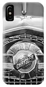 Chrysler Grille Emblem IPhone Case