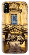 Church Facade IPhone Case