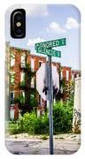 Cincinnati Glencoe-auburn Place Picture IPhone Case