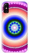 Circle Motif 224 IPhone Case