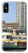 Circular Quay IPhone Case
