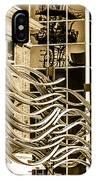 City Center -27 IPhone Case