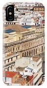 City Of Seville Cityscape In Spain IPhone Case