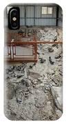 Cleveland-lloyd Dinosaur Quarry Fossils IPhone Case