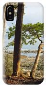 Coastal Rainforest Havelock Isl India IPhone Case