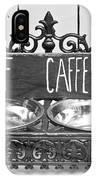 Coffee Bean Holder IPhone Case