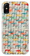 Colorful Blanket IPhone Case