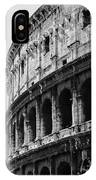 Colosseum - Rome Italy IPhone Case